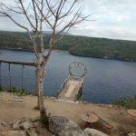 Ceningan Cliff