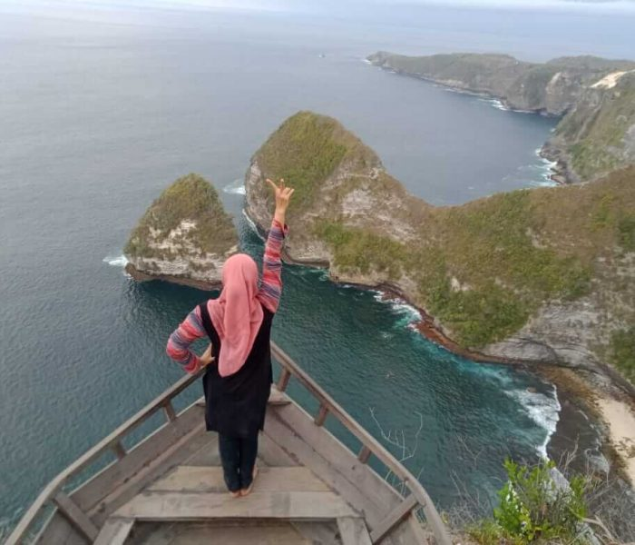 Paluang Cliff